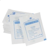 "Decdeal 50PCS Sterile Gauze Pads 2 * 2 ""8Ply Non-Stick Cotton All Purpose Medical Gauze Pads"