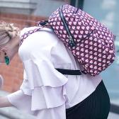 Bolsa de pañales de bebé insular Mochila de gran capacidad Bolsa de pañales de maternidad Bolsa de lactancia Mochila de viaje para el cuidado del bebé Frondent
