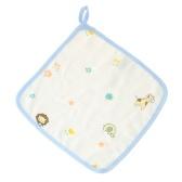 Младенец для полотенец для полотенец 100% Органический бамбуковый муслин Мягкая абсорбирующая ткань Burp для новорожденного Baby Baby Pink