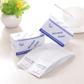 100 Counts Alcohol Formula Wipes Pads Disposable Alcohol Prep Wipes