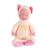 Cuddle Baby Doll с 3 успокаивающими песнями 13-дюймовое мягкое мягкое тело
