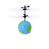 Induktions-Blitzfliegenkugel Magische Kristallkugel-Hängespielzeug mit Fernbedienung