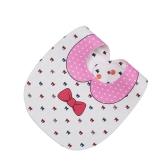 Lovely Saliva Towel four babero impermeable para bebés