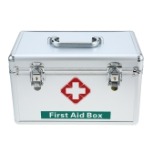 Aluminum household medical First Aid Storage Box