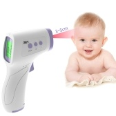 Non contact Forehead Temperature Infrared Thermometer 1-second Accurate Reading IR Infrared Thermometer High Precision Forehead Temperature Measurement LCD Digital