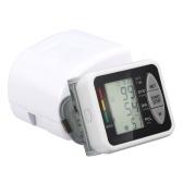 Wrist Electronic Sphygmomanometer Intelligent Electronic B-lood Pressure Monitor 99 Memory Groups