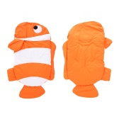 Baby Sleeping Bag Cotton Clowfish Swaddle Stroller Blanket Nest Wrap Bedding Soft Anti-kicking Sleeping