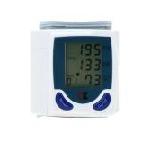 CE automático del monitor de la presión arterial de la muñeca y ISO aprobados