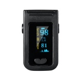 Digital Fingertip Pulse Oximeter OLED Display Blood Oxygen Sensor