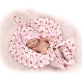 10in Reborn Baby Rebirth Doll Kids Gift Wszystkie żel krzemionkowy Girl