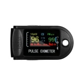 Digital Fingertip Pulse Oximeter OLED Display Blood Oxygen Sensor Saturation Mini SpO2 Monitor PR Pulse Rate Measurement Meter for Nursing Home Sports Lover
