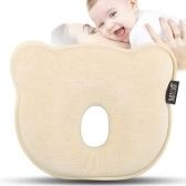 Oreiller formant tête de bébé nouveau-né