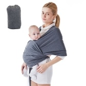 Baby Wrap Carrier Stretchy Baby Sling Infant Carrier Nursing Cover