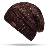 Women Stretch Knitted Beanie Hat