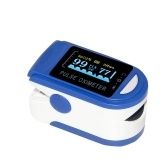 Fingertip Pulse Oximeter Mini SpO2 Monitor Oxygen Saturation Monitor Pulse Rate Measuring Gauge Device 5s Rapid Reading
