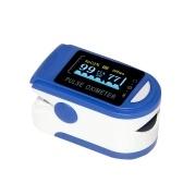 Кончик пальца Пульсоксиметр Мини SpO2 Монитор Мониторинг насыщения кислородом Частота пульса Измерительный прибор 5s Быстрое считывание