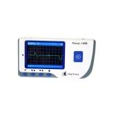 Heal Force Prince-180B Medical Handheld Easy ECG EKG Monitor Machine Cardiofréquencemètre avec Câble USB + Électrode Pad + Fils de Plomb