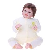 Set de roupas de bebê 2pcs Unisex 100% Algodão Baby Outfits Vestuário Long Sleeve Tops Long Pants Primavera Verão Outono Inverno Para Baby Girl Boy Pink 0-3M