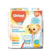 Chikool Baby Training Diaper Pants Size L 20 Count For 18-22lb Baby Pull-Up Diapers Nappy Breathable Soft