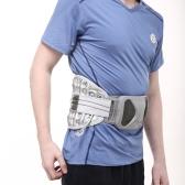 "Carevas背圧緩和ベルト腰部サポートブレース脊柱エア牽引装置背部痛/脊椎狭窄症/坐骨神経痛4サイズ(24.9-43.3 ""ウエストライン)CE&FDA承認"