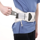 "Carevas Back Decompression Belt Lumbar Support Brace Spinal Air Traction Device Back Pain Relief for Degenerative Disc/Spinal Stenosis/Sciatica 4 Size(24.9-43.3"" Waistline) CE & FDA Approved"