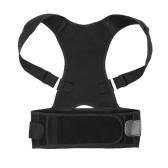 姿勢矯正腰痛のサポートを改善するための調整可能な鎖骨サポート