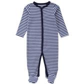 Batas de bebé mamelucos conjunto 100% algodón mono Footsies ropa para recién nacido bebé niño 0-3 M