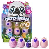 4pcs Re-useable Magic Hatch Egg Collect Exclusive Flaming Eggs with A Little Cute Pet