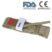 Decdeal Una mano operado torniquete Efectivo detener la hemorragia rápida FDA y CE Aprobado