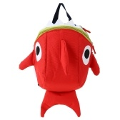 Kids School Bags Nylon Cute Cartoon Sharp Travel Backpack Children Kindergarten Schoolbags Green