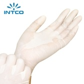INTCO 100Pcs Disposable Latex Gloves