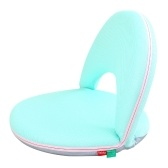 Padded Floor Chair 5-Position Adjustable Backrest