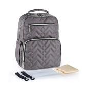 Wickeltasche Rucksack mit Kinderwagenriemen