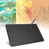 XP-Pen Deco 01 Tablet graficzny cyfrowy rysunek