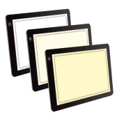 A4 LED Light Copy Board Regulowana 3 jasne kolory, aby chronić oczy Digital Drawing Tablet Graphic