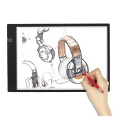 Portable Magnetic A4 Light Box Tracing Light Pad Board