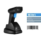 Aibecy Handheld 1D Wireless Barcode Scanner