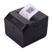 Настольный 58-миллиметровый термопринтер Aibecy Проводной принтер для печати штрих-кодов
