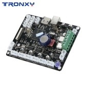 Tronxy Mute Mainboard Control Board Mother Board DIY Self Assembly Compatible with X5SA Series / D01 / XY-2PRO 3D Printer