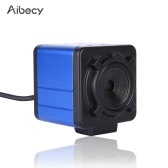 Aibecy Ultra HD Camera 1080P Computer Camera Webcam 8 Megapixels Fixed Focus 80 Degree Wide Angle Auto Focus Auto Exposure Compensation with Microphone USB Plug & Play for Video Conference Online Teaching Chatting Live Webcasting
