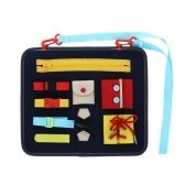 Children Activity Board for Basic Skills Learning Environmental Protection Felt Children