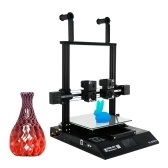 TENLOG TL-D3 Pro 3D Printer Independent Dual Extruder Double Z-axis with Touchscreen Support Filament Run Out Detection Resume Print Function Large Build Volume 300*300*350mm