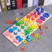Детская магнитная рыболовная игрушка