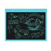 16-дюймовый ЖК-планшет для письма Электронная цифровая доска для рисования Перезаряжаемый блокнот для письма Одноцветный экран Стирание в один клик с кнопкой блокировки Подарок для детей Взрослые Домашний офис Школа