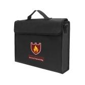 Bezpieczeństwo Fireproof Money File File Bag