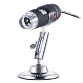Microscópio Digital USB 50X-500X - Câmera de Ampliação