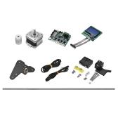 Kompletny zestaw do ulepszeń CR-10 Creation Zawiera osie Z Podwójne śruby pociągowe Detektor żarowy Przewody silnikowe Akcesoria do drukarek 3D Części CR-10S