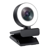 1080P HDストリーミングウェブカメラコンピュータビデオカメラ