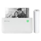 PeriPage A9s MAX Mini Portable Photo Mobile Printer