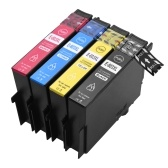 Замена картриджей Aibecy 603XL для Epson 603XL 603 XL Совместимость с Epson XP-2100 / XP-2105 / XP-3100 / XP-3105 / XP-4100 / XP-4105 Epson WorkForce WF-2810DWF / WF-2830DWF / WF- 2835DWF / Принтер WF-2850DWF, 4 шт. В упаковке